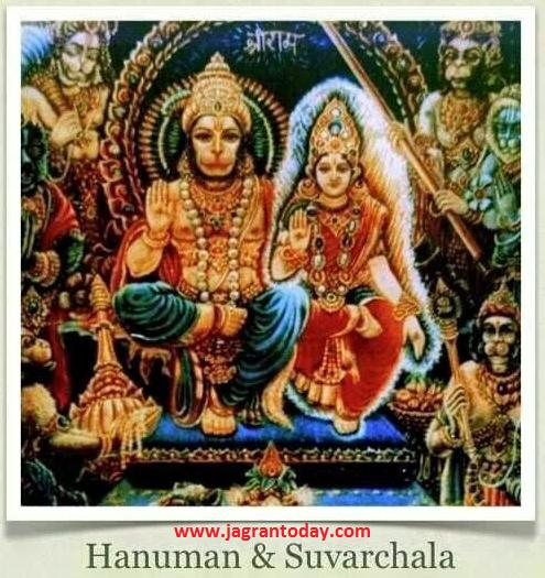 Pavanputra Hai Vivahit Fir Bhi Brahamchari