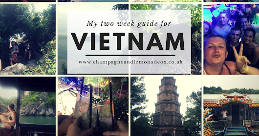 My must visit destinations in Vietnam + 2 week Itinerary plan | Travel