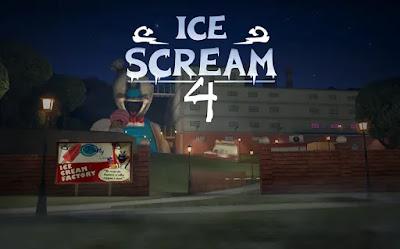 Ice Scream 4: Rod's Factory (MOD, AD-Free/Menu/Free Rewards) APK Download