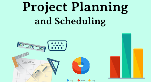 Project scheduling and planning