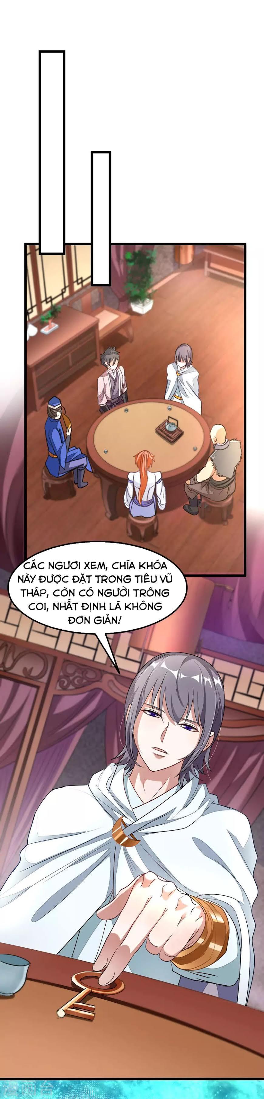 Cửu Dương Thần Vương chap 87 - Trang 10