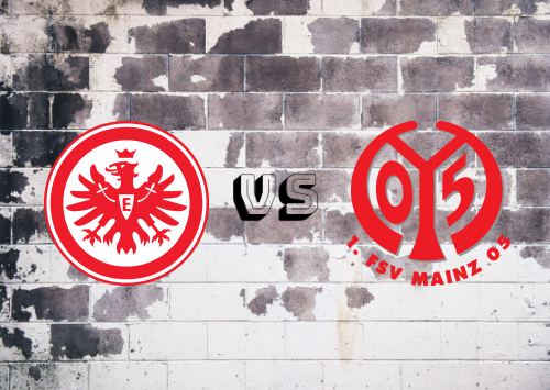Eintracht Frankfurt vs Mainz 05  Resumen