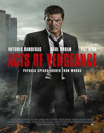 Acts Of Vengeance 2017 Full English Movie BRRip Download