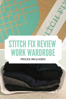 Stitch Fix came through on a request for clothes to create a new work wardrobe!