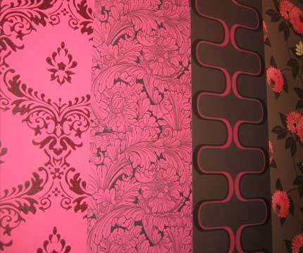 Buy Wallpapers: Wallpaper Samples