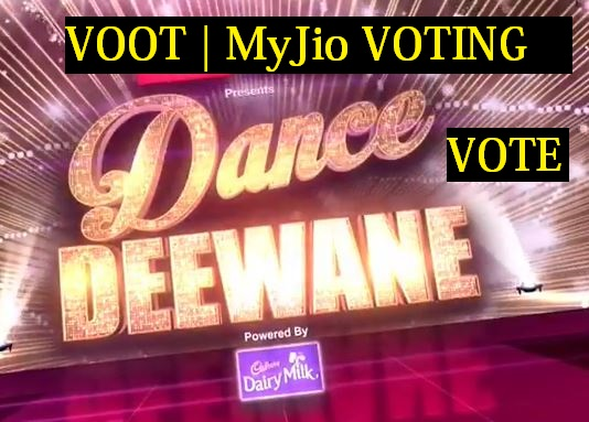 dance deewane 3 vote