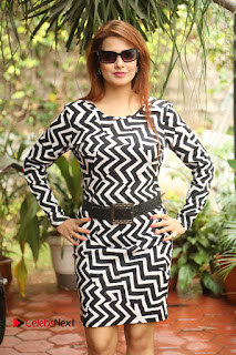 Actress Saloni Latest Pos in Short Dress  0182.JPG