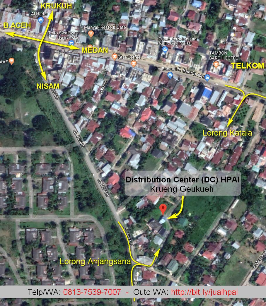 Pusat Stokis Daerah HNI HPAI Aceh Utara