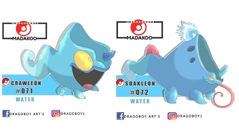 Pokémon Água