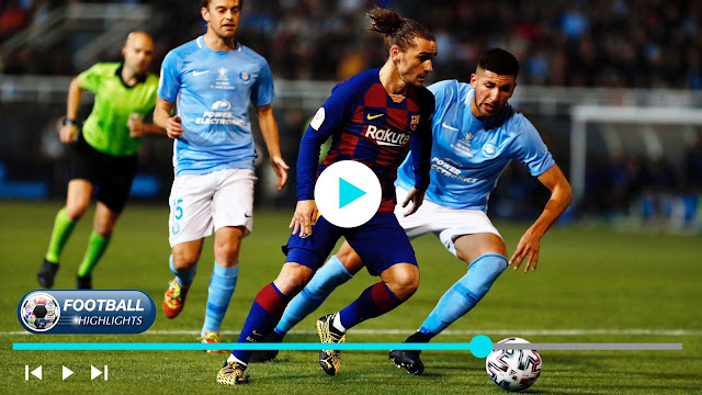 UD Ibiza vs Barcelona – Highlights