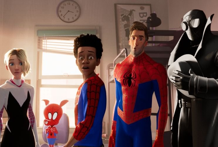 """Novo trailer de """"Homem-Aranha: No Aranhaverso"""" coloca todos os Cabeças de Teia em ação"""