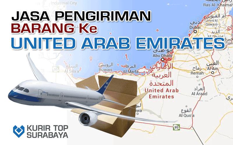 JASA PENGIRIMAN LUAR NEGERI | KE UNI EMIRAT ARAB