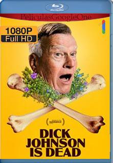 Descansa en paz, Dick Johnson (2020) [1080p BRrip] [Latino-Inglés] [LaPipiotaHD]