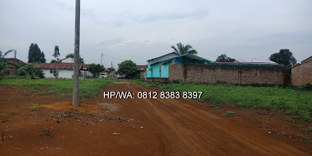 Kavling Tanah Murah, Harga Mantap Betul, Hanya 108 Juta Di Eka Suka Eka Rasmi Medan Johor Sumatera Utara