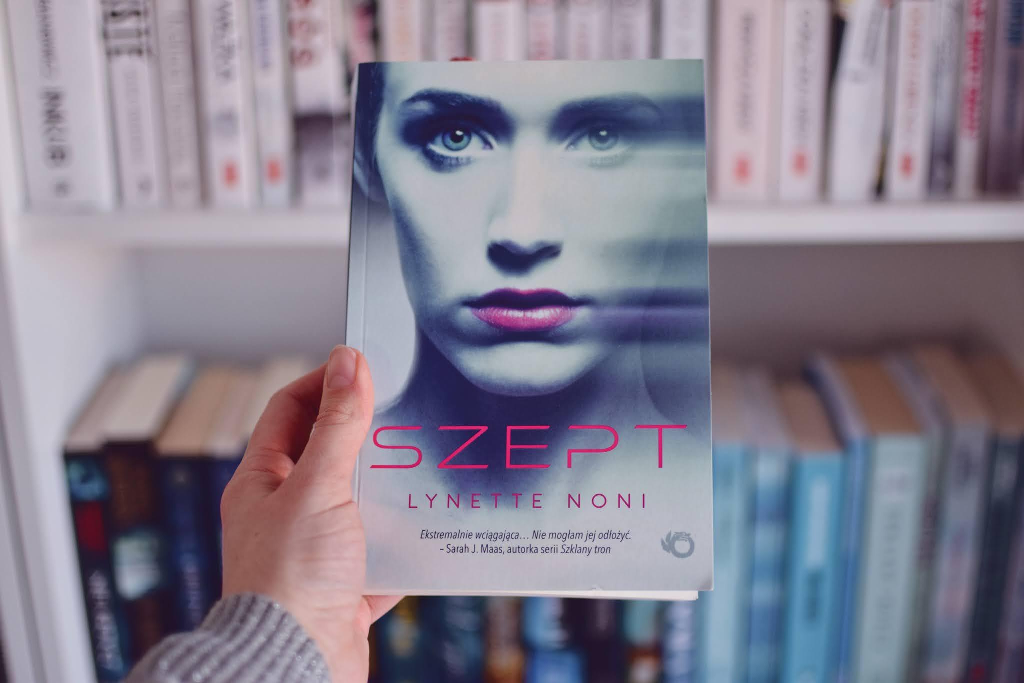 fantasy, siencefiction, Szept, LynetteNoni,opowiadanie,recenzja,WydawnictwoGWFoksal, GrupaWydawniczaFoksal,