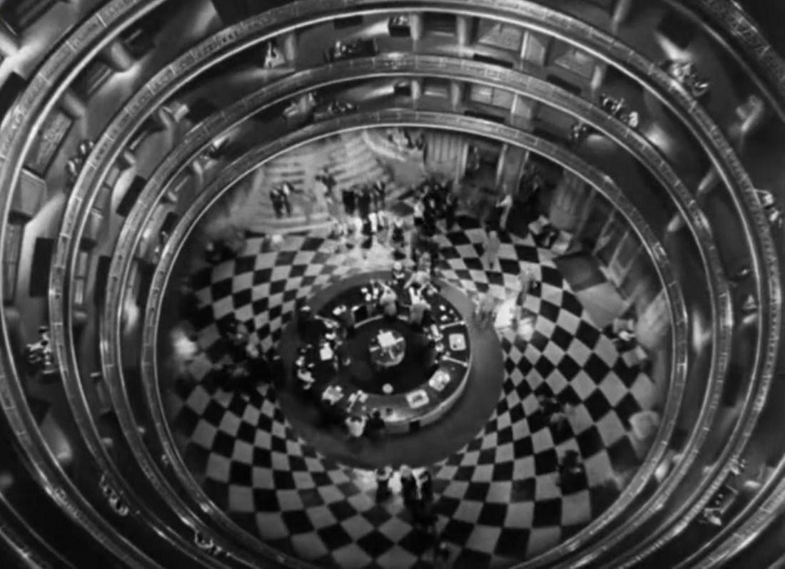 Resultado de imagen de Grand hotel, 1932