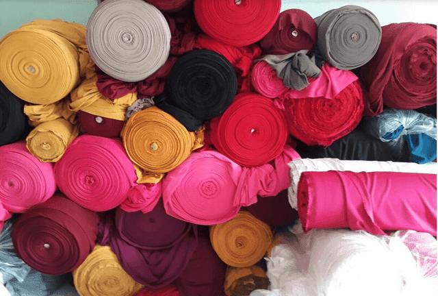 Ưu điểm các loại vải may áo thun thời trang