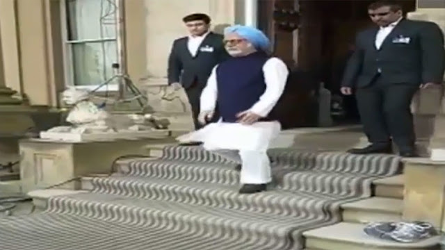 WATCH VIDEO : First look from the sets of 'The Accidental Prime Minister' in London