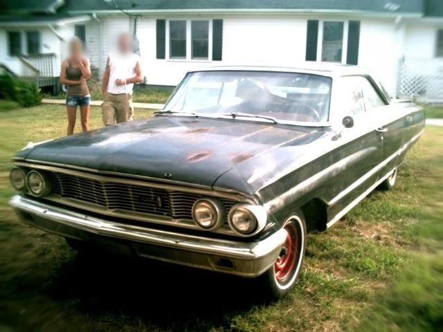 Old Classic Cars Everlasting Car