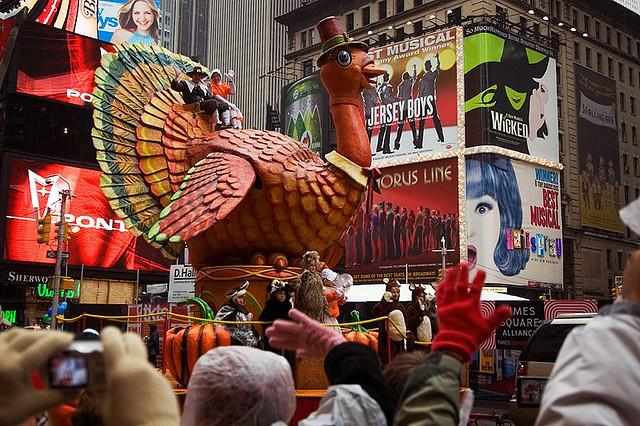 Desfile - Ação de Graças