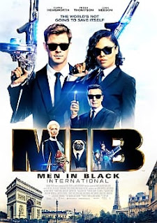 MIB: Homens de Preto 4