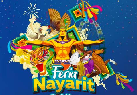 Feria Tepic Nayarit 2020 programa