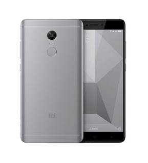 Xiaomi Redmi Note 4X Stock Firmware Download