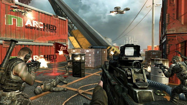 Imagem do Call of Duty: Black Ops 2