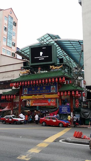 Petaling Street en KUL