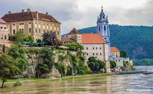 Dürnstein, Áustria, cidade ligada à história de Ricardo Coração de Leão