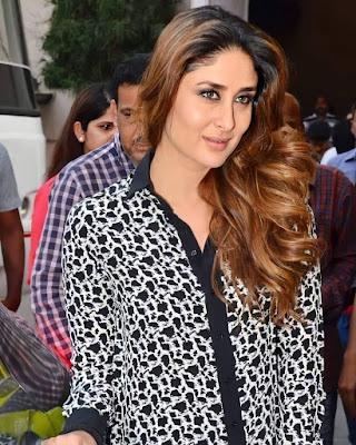 Indian actress Kareena Kapoor Khan Hot Gallery