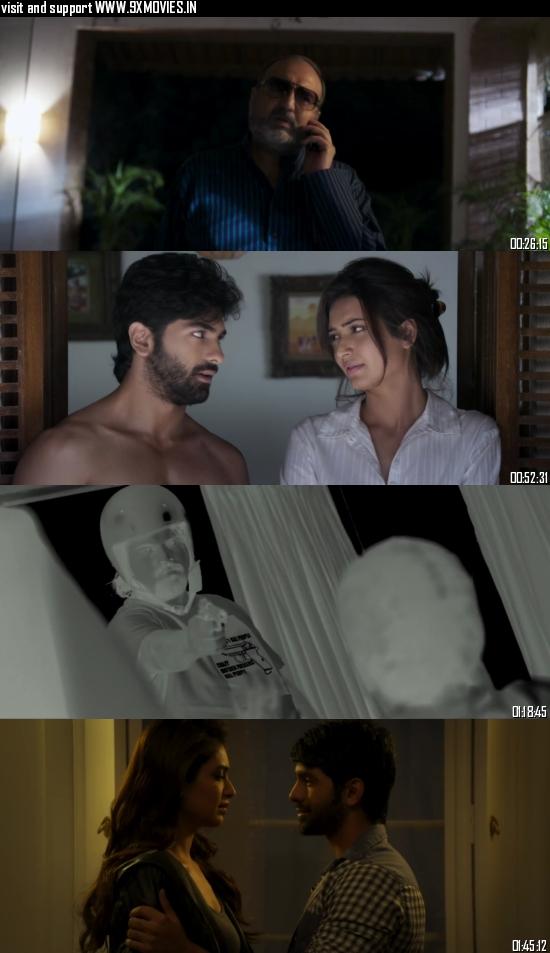 Bullets 2021 S01 Hindi 720p WEB-DL 990mb