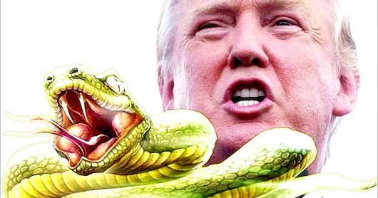SlantRight 2.0: Renditions of Trump's 'The Vicious Snake'