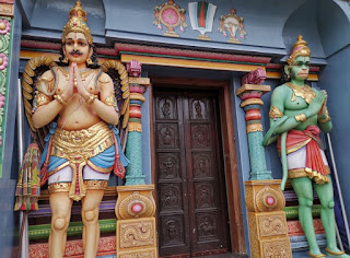 Barrio Indio o Little India, Singapur. Sri Vadapathira Kaliamman Temple.