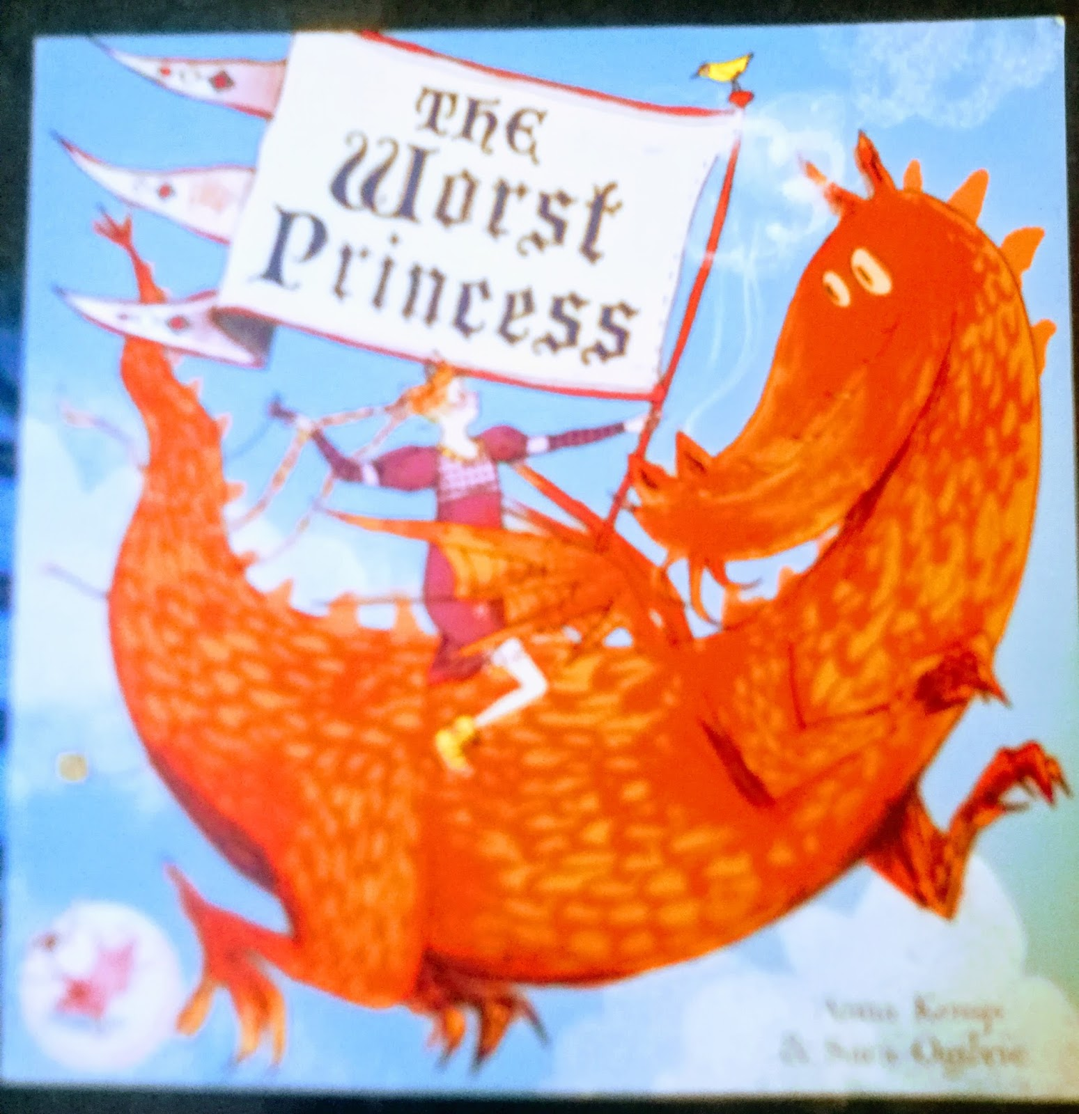 Terrific Toddler Books - Mother (Almost Never) Knows Best