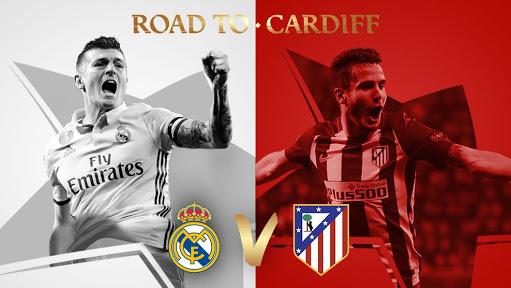Real Madrid x Atlético de Madrid (2/05/2017) - Horário e TV (Champions League)