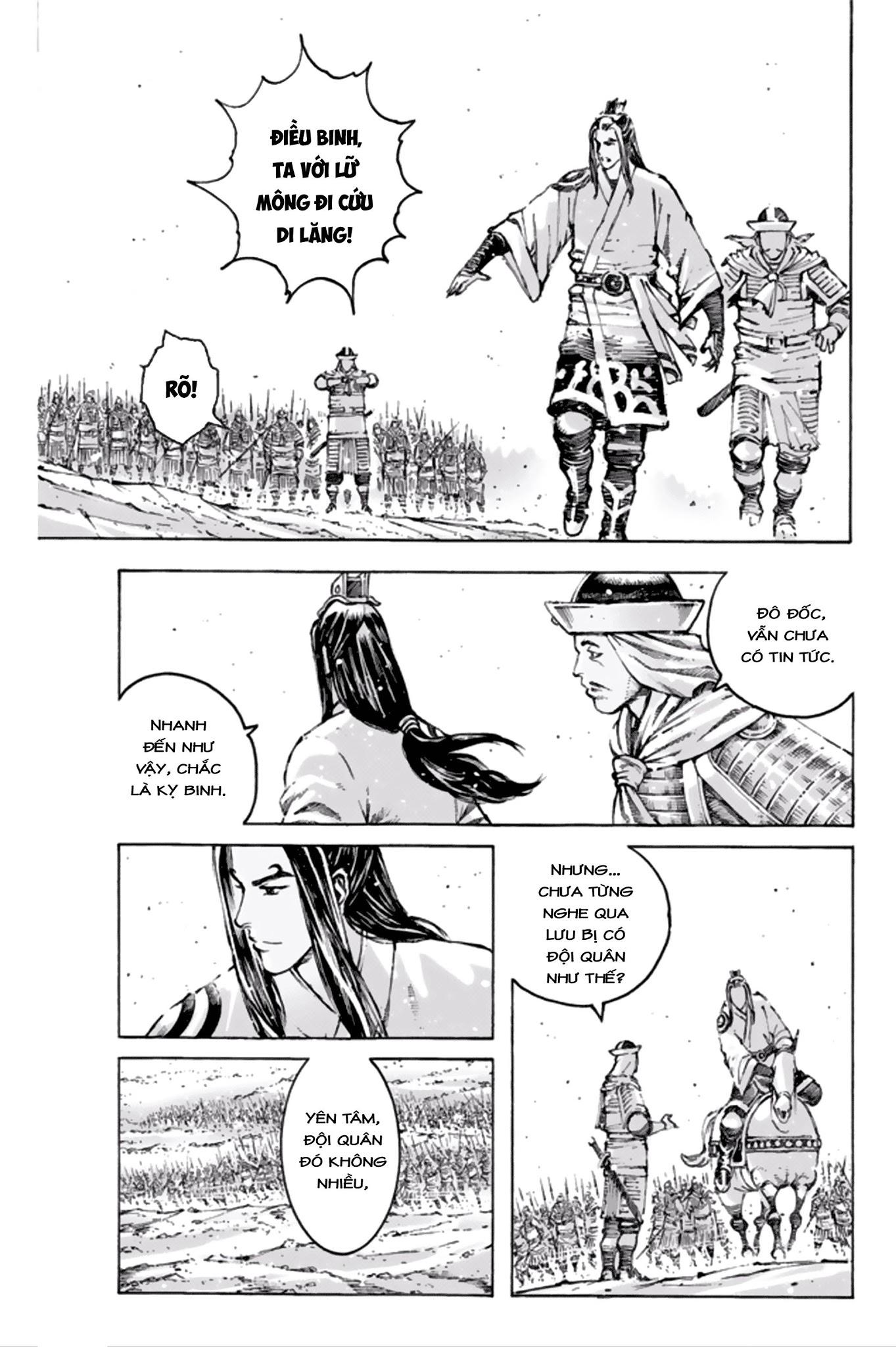 Hỏa Phụng Liêu Nguyên Chap 487 - Trang 8
