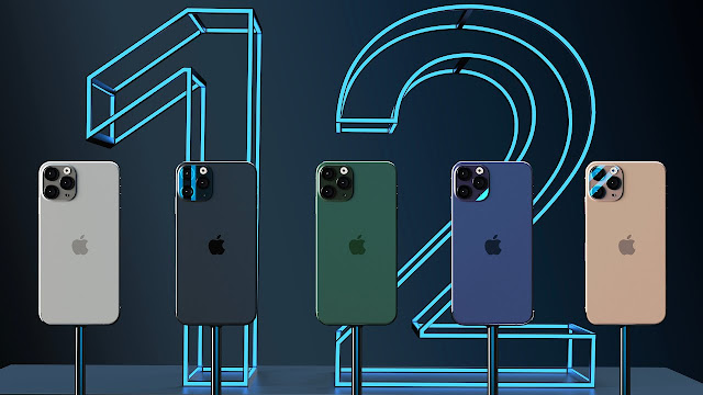 iPhone 12 has been revealed in stunning new renders, Estimated price and specs - qasimtricks.com