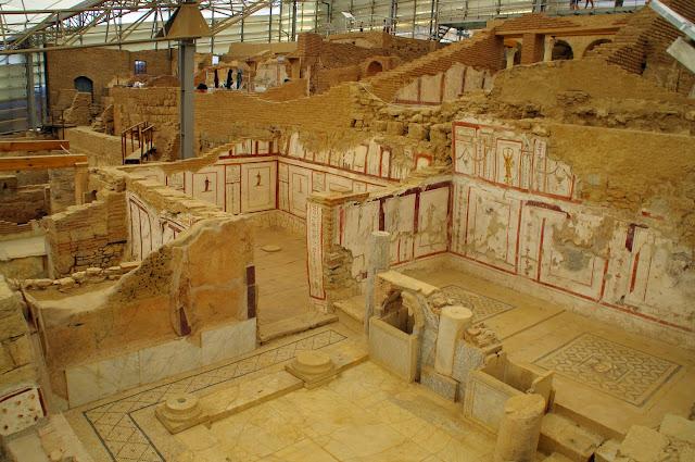 Byzantine Terrace Houses Ephesus