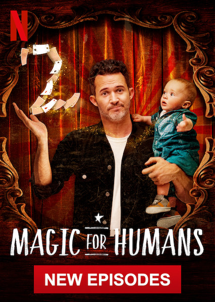 Magic for Humans (2019) Temporada 2 NF WEB-DL 1080p Latino