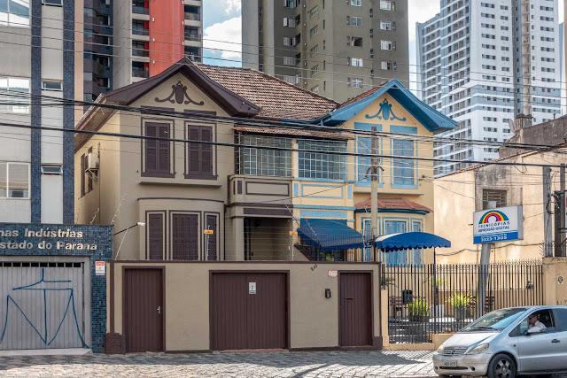 Casa na Rua Nunes Machado