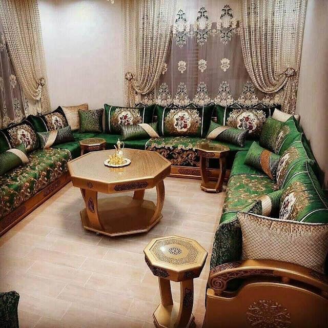 الصالونات المغربية