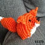 patron gratis zorro amigurumi, free amigurumi pattern fox