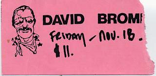 David Bromberg, November 18, 1988