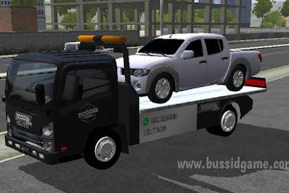 Mod Truck Isuzu NMR71 Towing By WNR ESP