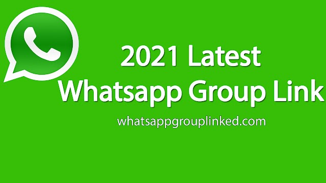 2021 New Whatsapp Group Link