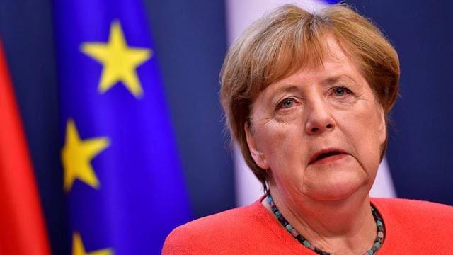 Επιβεβαιώνει το Βερολίνο την παρέμβαση Μέρκελ μεταξύ Ελλάδας - Τουρκίας