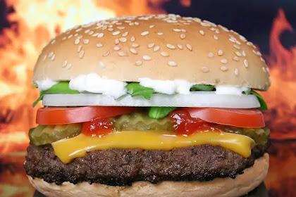 Resep Membuat Burger Ala McDonalds Asli Enak