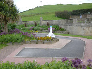 Crazy Golf in Ilfracombe, Devon