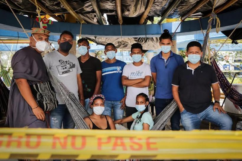 hoyennoticia.com, 20 de julio con protestas en la Costa Caribe colombiana